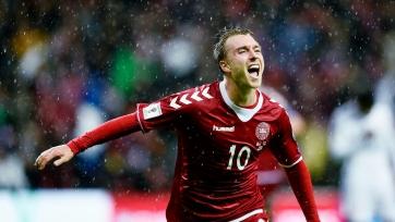 Датчане смогли выиграть у сборной Армении
