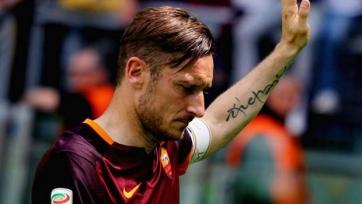 Ровно двадцать два года назад Франческо Тотти забил свой первый гол за «Рому» (видео)