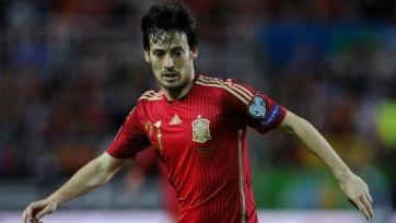 Давид Силва: «Мне приятно быть лидером испанской сборной»