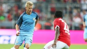 Зинченко: «Манчестер Сити» - это тот уровень, к которому должен стремиться каждый футболист»