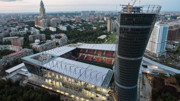 ЦСКА сыграет в Лиге чемпионов на своём новеньком стадионе