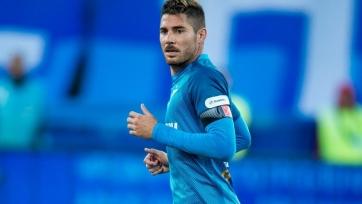 Хави Гарсия – лучший футболист «Зенита» в августе