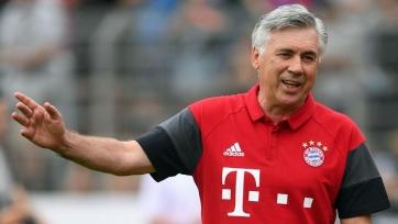 Анчелотти высказался по поводу участия агентов в жизни игроков