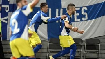Сборная Косово сыграла вничью в своём первом официальном матче