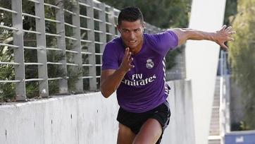 Роналду сыграет в матчах с «Осасуной» и лиссабонским «Спортингом»