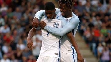 Рэшфорд оформил хет-трик в матче за английскую «молодёжку»