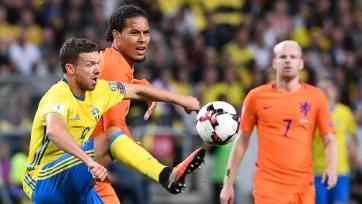 Швеция и Нидерланды расписали мировую