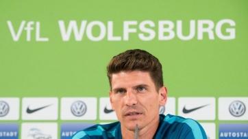 Марио Гомес: «Вольфсбург» намерен бороться за верхние места в турнирной таблице»