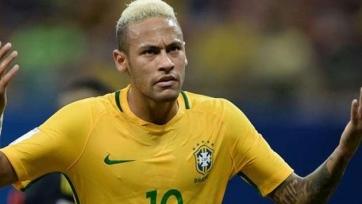 Неймар вышел на четвертое место по количеству голов за сборную Бразилии