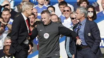 Арсен Венгер не захотел, чтобы Моуринью сидел с ним рядом на форуме в штаб-квартире УЕФА