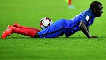 Канте: «Игроки сборной Франции сильно разочарованы»