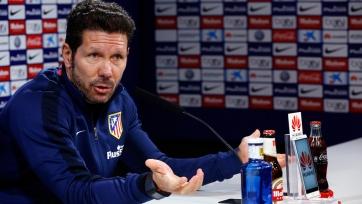 Источник: Симеоне покинет «Атлетико» летом 2018-го года