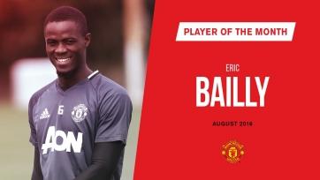 Байи – лучший футболист «МЮ» в августе