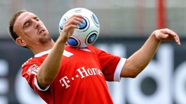 Рибери: «Собираюсь поиграть в «Баварии» еще два или три года»