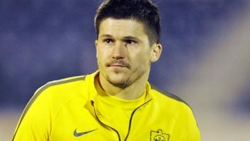 Илья Максимов присоединился к тульскому «Арсеналу»