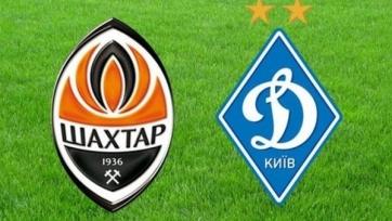 «Шахтёр» - «Динамо», онлайн-трансляция. Стартовые составы команд