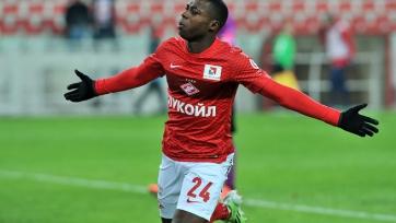 Источник: Квинси Промес всё же сможет сыграть против «Локомотива»
