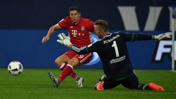 «Бавария» всё-таки вырвала победу у «Шальке»