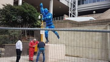 Возле стадиона «Ньюкасла» поставят памятник Алану Ширеру