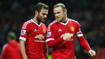 Невилл: «Руни и Мата лишают «Манчестер Юнайтед» темпа»