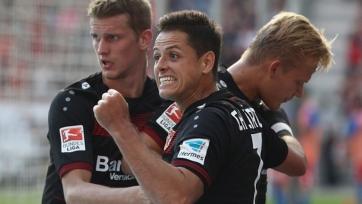 «Байер» одолел «Гамбург», «Вольфсбург» расписал мировую с «Кёльном» и другие результаты второго тура Бундеслиги