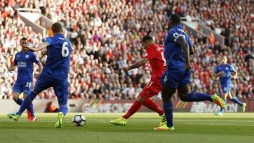 «Ливерпуль» отомстил «Лестеру» за гостевое поражение в прошлом сезоне