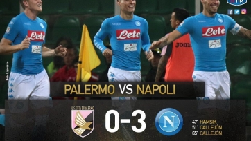 «Наполи» добыл три очка в Палермо