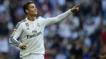 Зидан: «В этом сезоне Роналду забьёт 100-й гол в Лиге чемпионов»