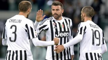 Конте: «Благодаря мне трио защитников «Ювентуса» – одно из лучших в мире»
