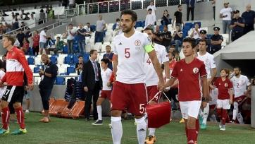 Амисулашвили завершил карьеру в сборной Грузии из-за оскорблений болельщиков