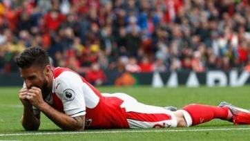 Жиру: «ПСЖ будет фаворитом в матче с «Арсеналом»