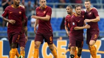 Гол Тотти на последних минутах приносит «Роме» победу над «Сампдорией»