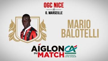 Марио Балотелли – лучший игрок провансальского дерби