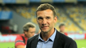 Шевченко: «Промах Коноплянки? Я не знаю игроков, которые в своей карьере забили все пенальти»