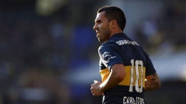Карлос Тевес был удалён в матче «Бока Хуниорс» за оскорбления в адрес сестры арбитра