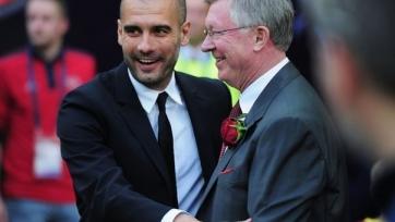Фергюсон впечатлен стилем игры «Манчестер Сити»