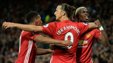 Стала известна сумма доходов «Манчестер Юнайтед» за сезон 2015/16