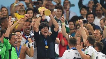 Немецкая футбольная ассоциация готова продлить контракт Йоахима Лёва