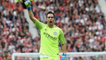 Клаудио Браво доволен своей первой неделей в «Манчестер Сити»