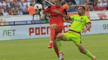 Роман Павлюченко сравнялся с Сергеем Семаком по количеству мячей в РФПЛ