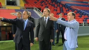 Сорокин: «Задействуем стадион ЦСКА при проведении Кубка конфедераций и ЧМ-2018»