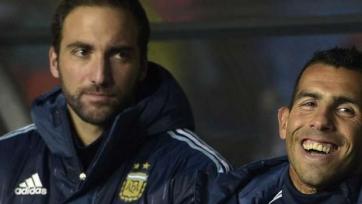 Бауса может вызвать в сборную Аргентины Игуаина и Тевеса
