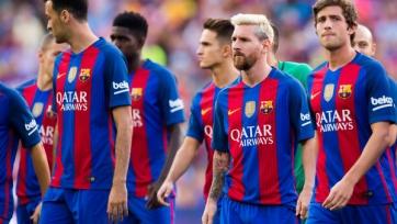 «Барселона» - «Селтик», онлайн-трансляция. Стартовый состав каталонцев