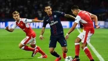 «Арсенал» добился ничьей в матче с ПСЖ