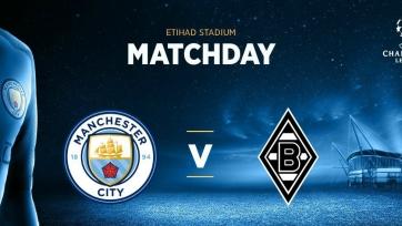 Матч между «Сити» и «Боруссией» будет сыгран 14-го сентября, в 21:45 по Москве