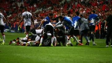 «Бешикташ» вырвал ничью на последних минутах матча с «Бенфикой»