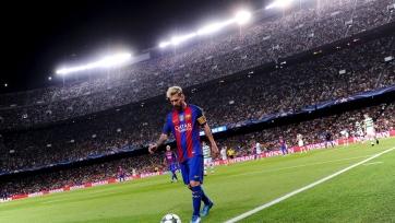 Энрике: «Месси может играть на любой позиции и при этом оставаться лучшим в мире»