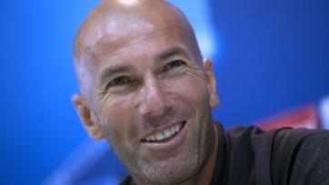 Зидан: «Вполне возможно, что через шесть месяцев меня уже не будет в «Реале»
