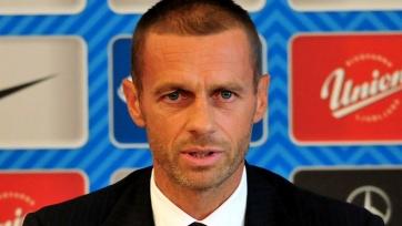 Официально: Новым главой УЕФА назначен Александр Чеферин