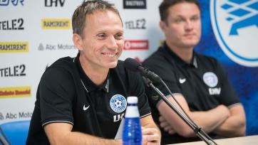 Мартин Рейм – новый наставник сборной Эстонии
